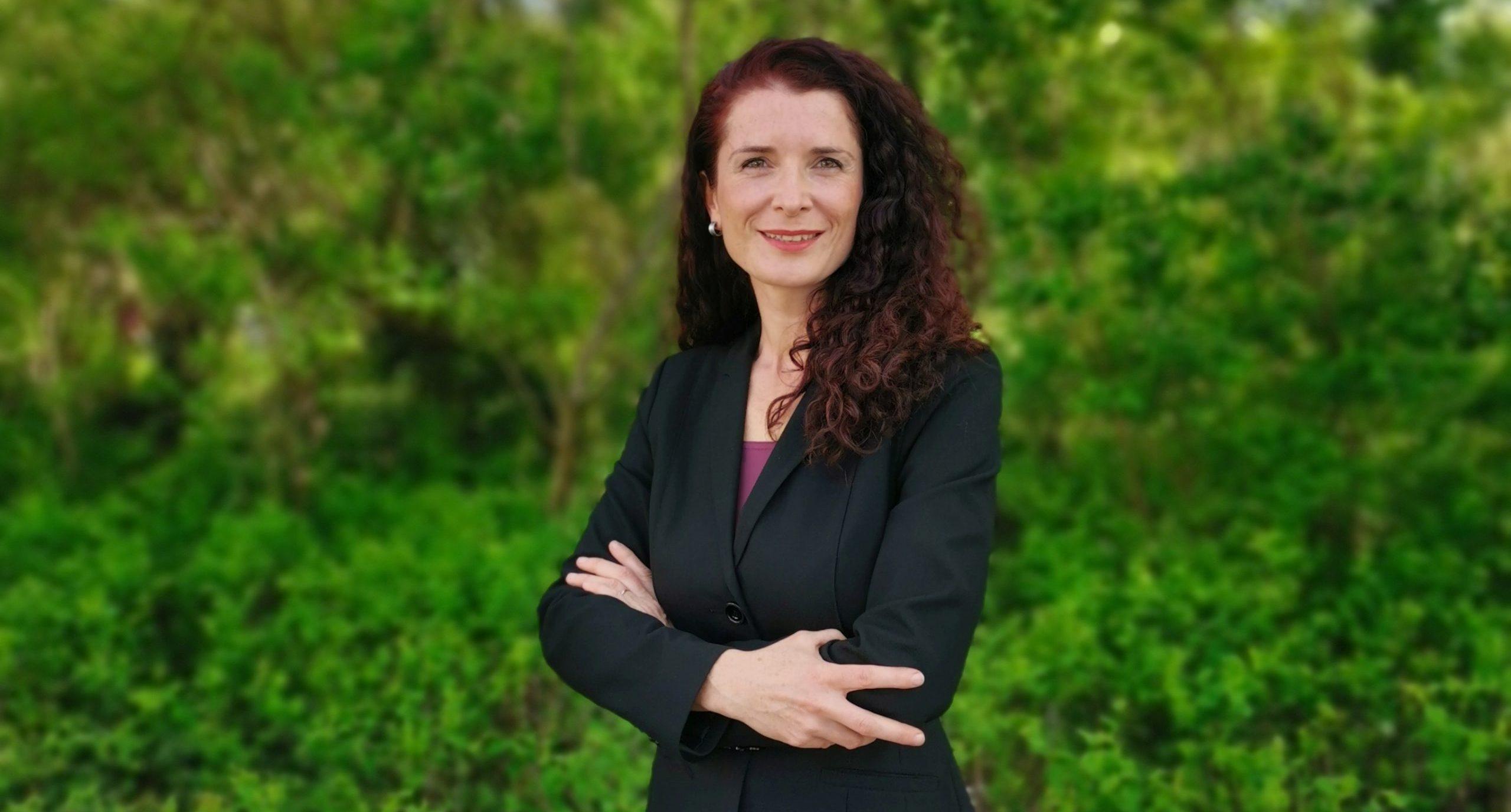 Karin Beese als GRÜNE Direktkandidatin gewählt