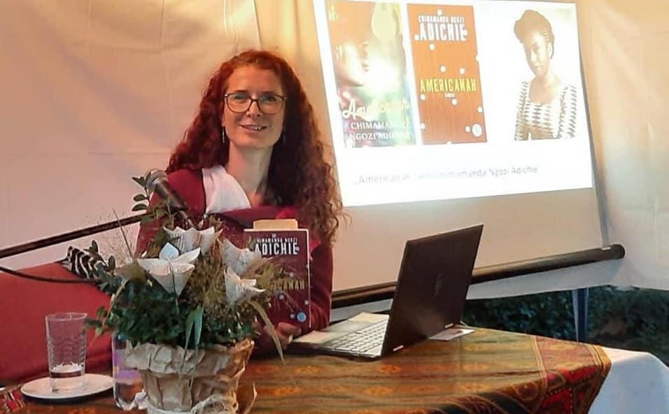 Lesenacht in Nossen mit Karin Beese